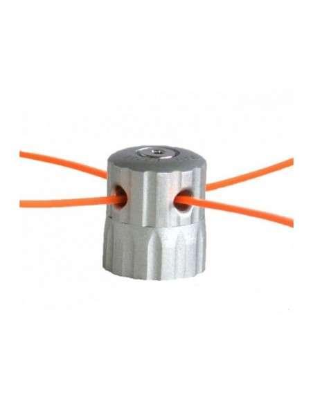 Cabezal Universal de Aluminio Multihilo