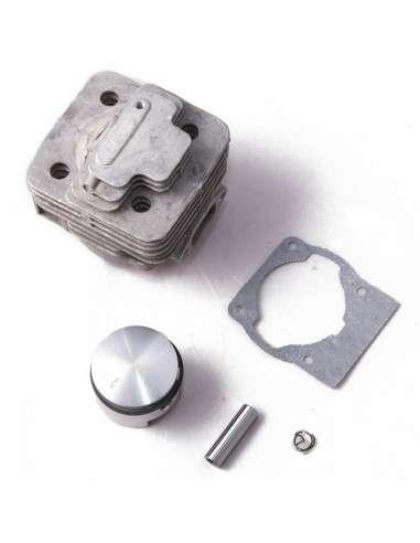 Kit motor completo 62 CC 47,5mm para desbrozadora Piston con cilindro