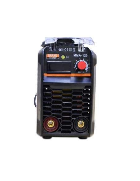 Soldador Inverter 120A MMA Electrodos Hasta 3.25mm Maquina de Soldar