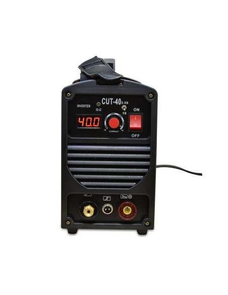 Cortador de Plasma Inverter 10-40Amp hasta 10mm