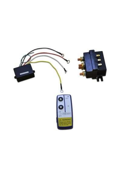 Mando a distancia para cabrestantes electricos 12v