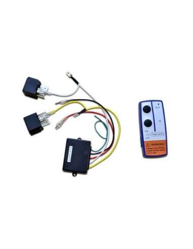 Mando Inalámbrico para cabrestantes electricos 12v  3000Lbs