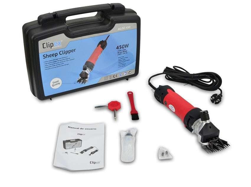 Clipex Peine y Cuchilla Para Esquiladora de Ovejas AG//CH-OVE