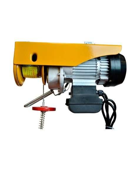 Polipasto Electrico para Elevacion de Cargas 300kg
