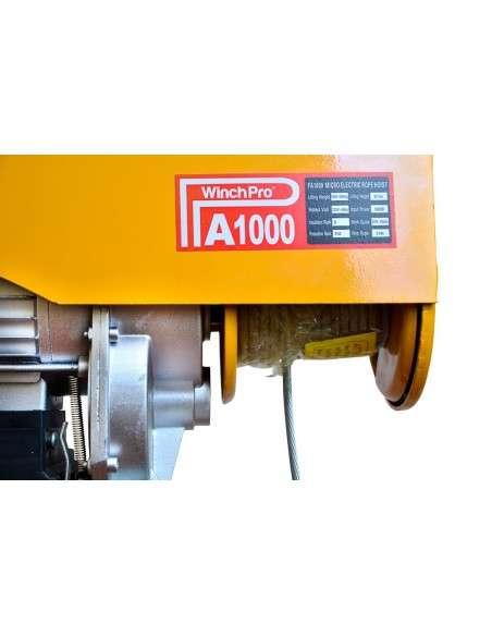 Polipasto Eléctrico 500/1000Kg para Elevacion de Cargas