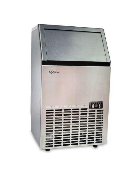 Maquina de Hacer Hielo 45kg/24h Industrial 300W
