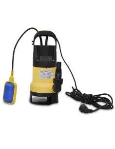 Bomba de Agua Submergible para Agua Sucia 750W con Interruptor Flotante