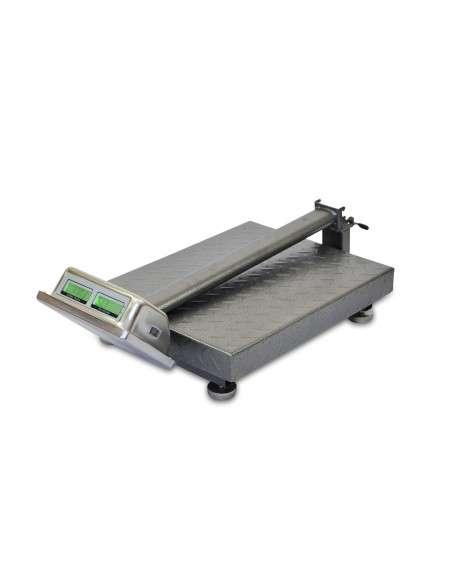 Bascula Industrial De Plataforma 40x50Cm Balanza Digital Reforzada 300Kg Plegable