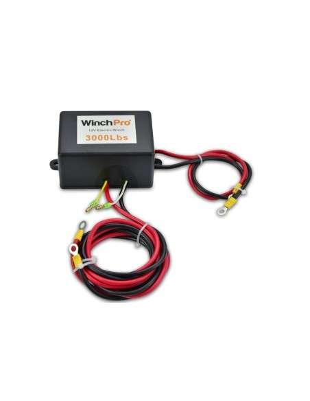 Cabrestante electrico 12v 1360Kg