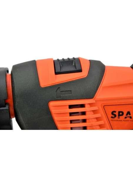 Spark - Taladro percutor con Cable 1010W, 230V, Incluye empuñadura Lateral, Velocidad variable