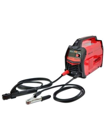 Maquina de Soldar Inverter 160A hasta Electrodos de 4.0mm