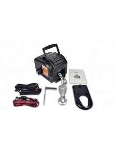 Cabrestante electrico 12v Portátil 900Kg
