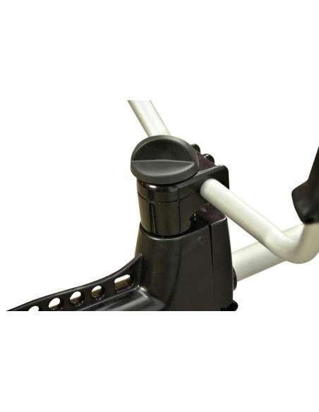 Desbrozadora de Gasolina de 62cc Barra Divisible con Sistema de Anti-Vibración