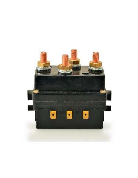 Relé para Cabrestane Electrico 12V Solenoide 500 Amperios